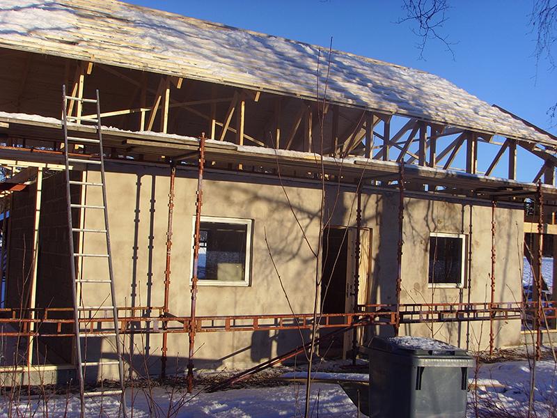 Nybygge, ombyggnad, tillbyggnad och mer!